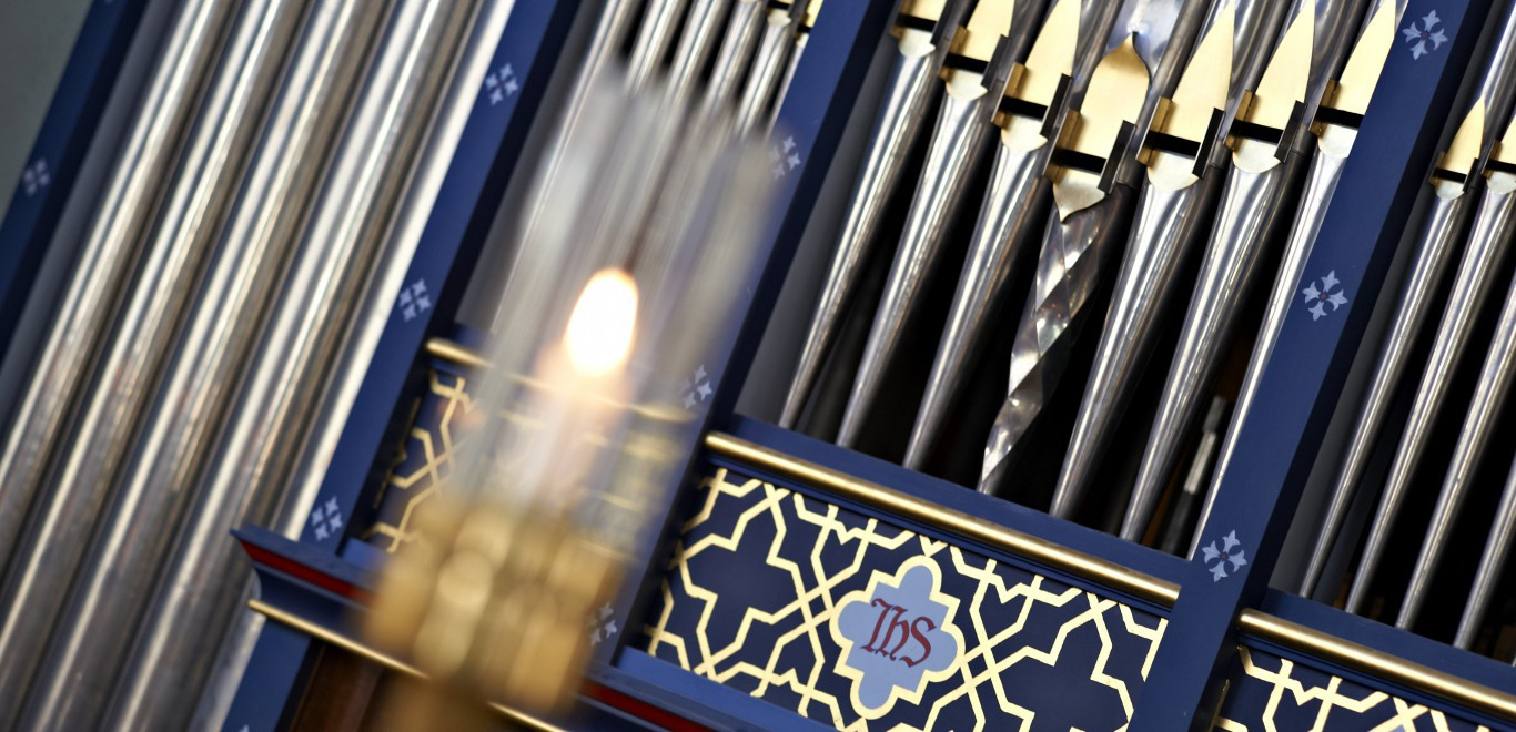 The Cathedral organs