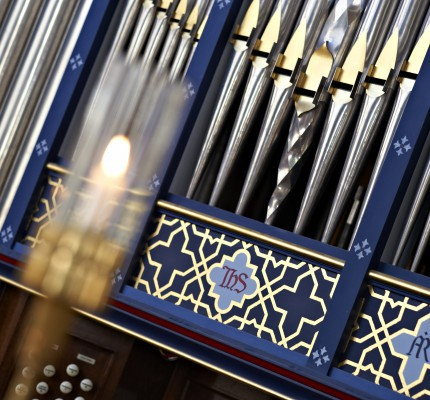 The Organs in the Cathedral