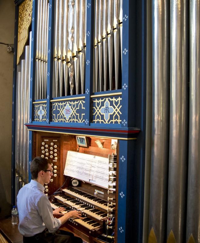 The Chancel Organ