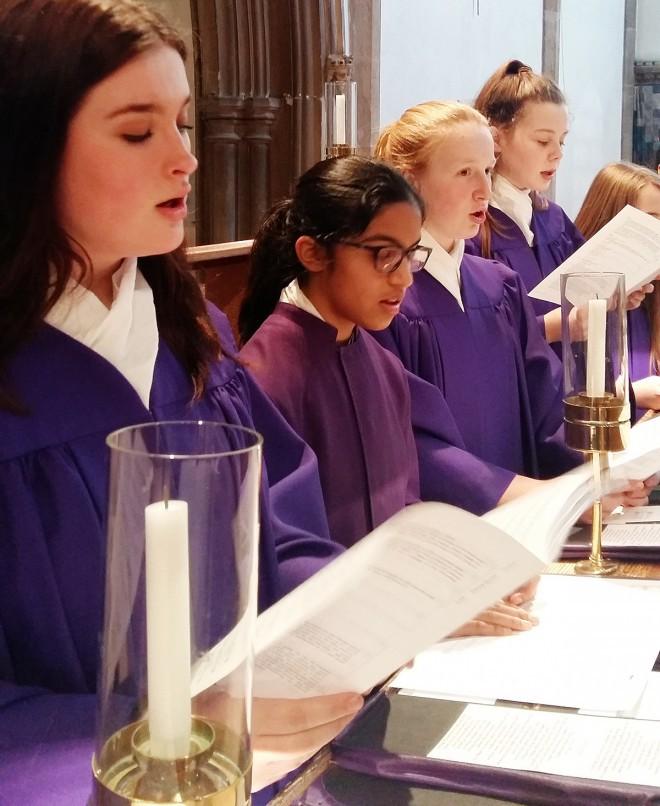 The Girls Choir
